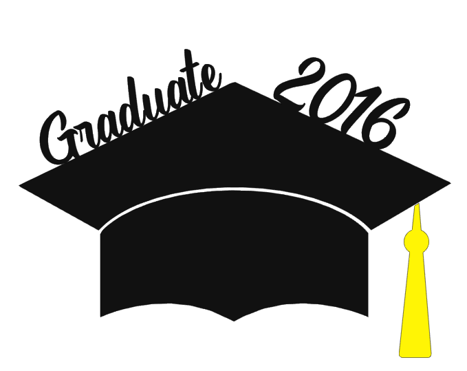 How to Make Curved Text in Silhouette - Graduate 2016 - Free File