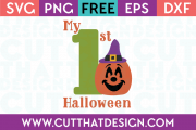 Cut That Design Pumpkin SVG