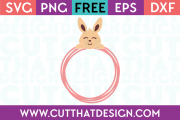 Free Cutting Files Easter