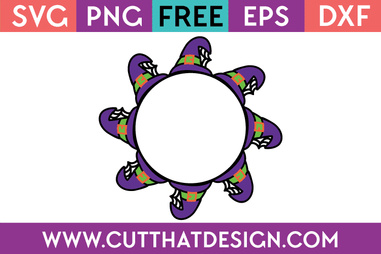 witch hat svg free