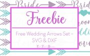 Free wedding svg cutting files