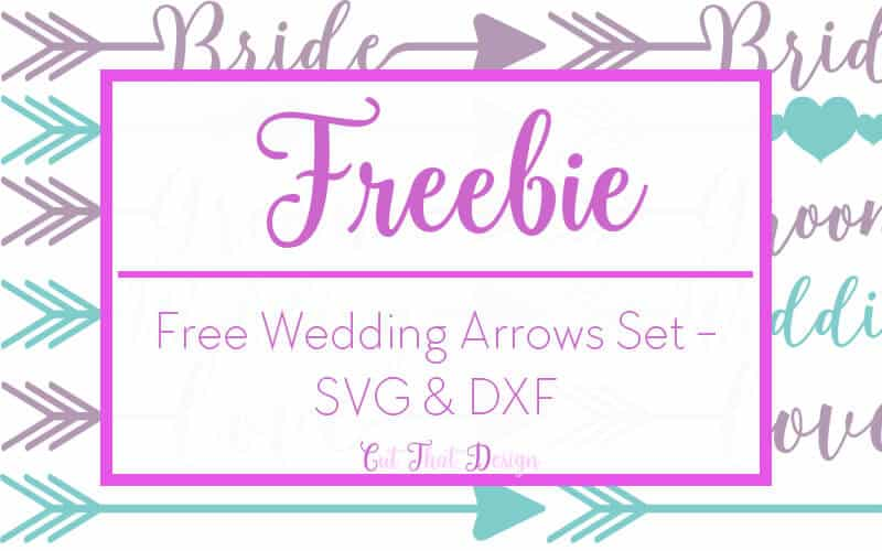 Free wedding svg cutting files