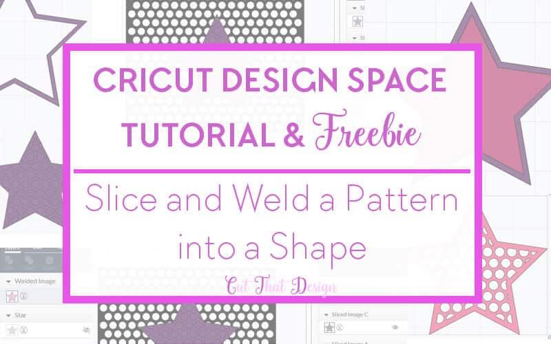 Cricut Design Space tutorial and Free svg cutting file