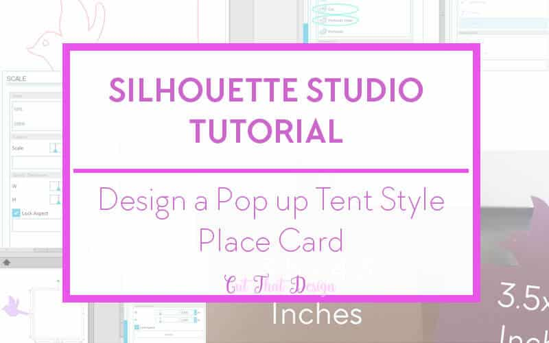 Silhouette studio tutorial