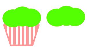 cupcake tutorial silhouette studio