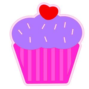 Free cupcake svg cutting file