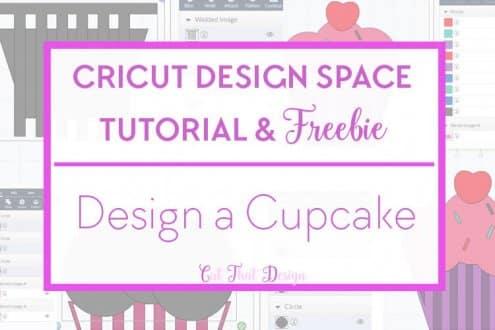 Free Cupcake SVG