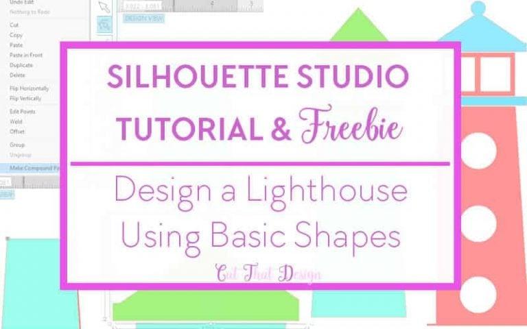 Lighthouse SVG file