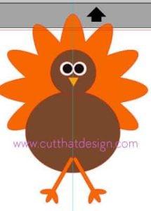 Turkey design silhouette studio