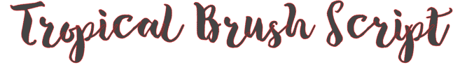 Brush script fonts for silhouette studio