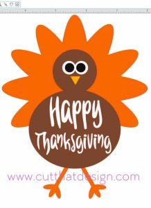 Thanksgiving designs silhouette studio svg