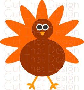Free Svg Files Design A Turkey In Silhouette Studio Free Svg Dxf File Cut That Design