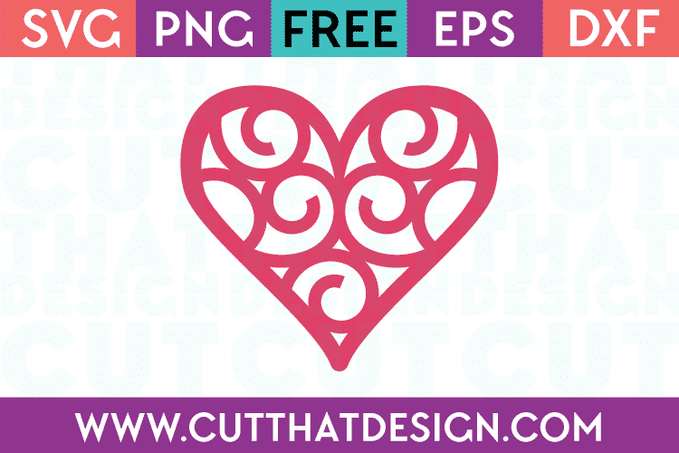 valentine svg files for cricut