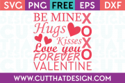 Valentine svg files for cricut free