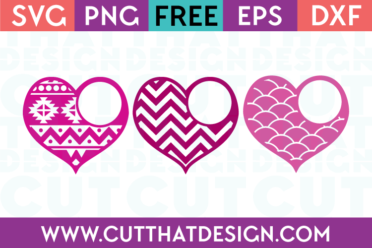 Get Monogram Patterned Trees – Svg, Dxf, Eps Cut Files PNG