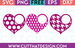 Free Love SVG files