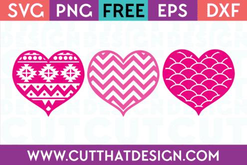 Free love svg valentines