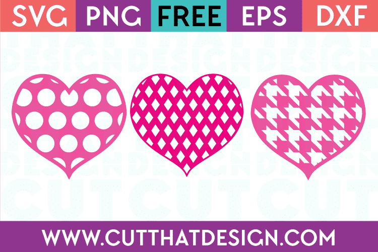 Free Love Heart svg