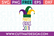 SVG Files Free Mardi Gras