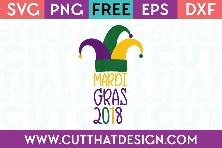 SVG Files Free Mardi Gras