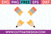 SVG School Pencil Free Download