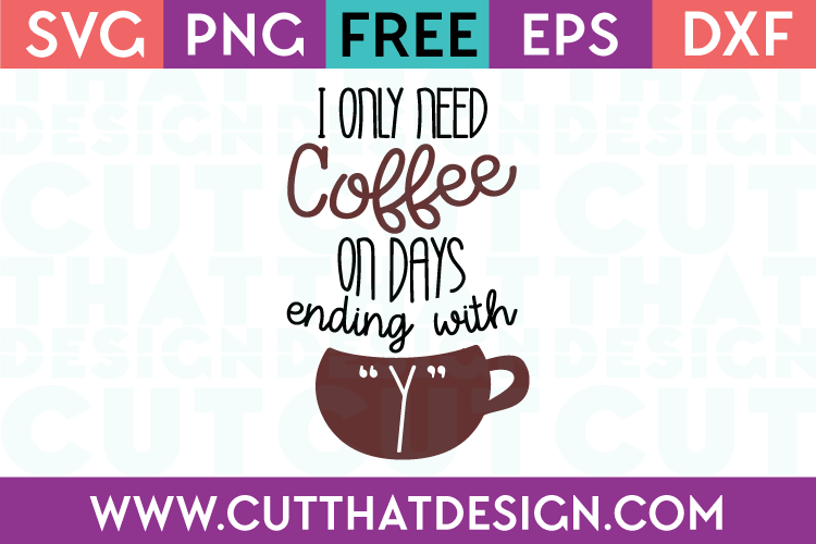 Coffee Quote SVG Files