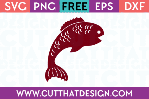 simple fish svg