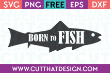 FREE FISHING SVG FOR CRICUT