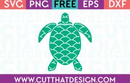 Free Turtle SVG