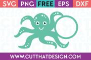 Free monogram svg download