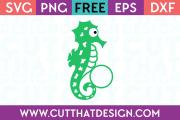 seahorse cut files