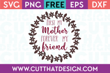 free mothers day svg