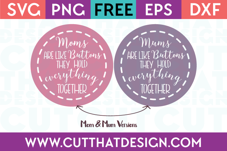 Free Mom SVG Cut Files Silhouette Cameo