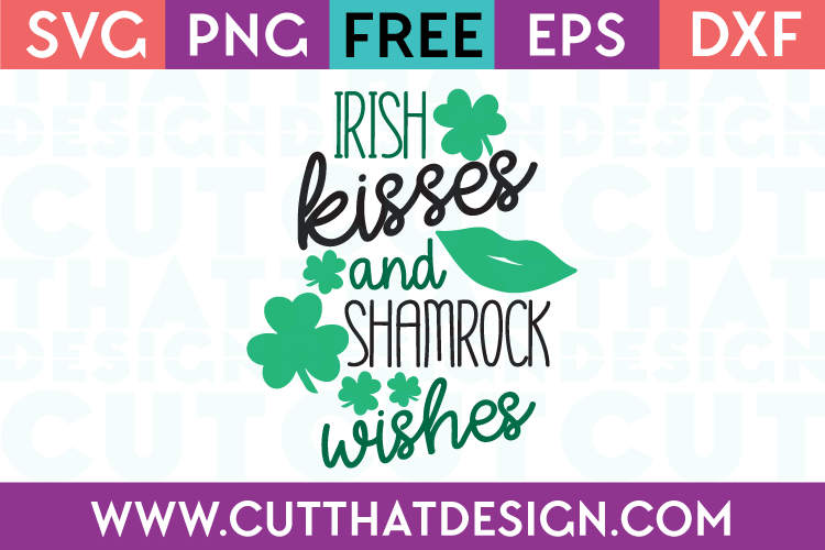 SVG Cuts St Patrick's Day