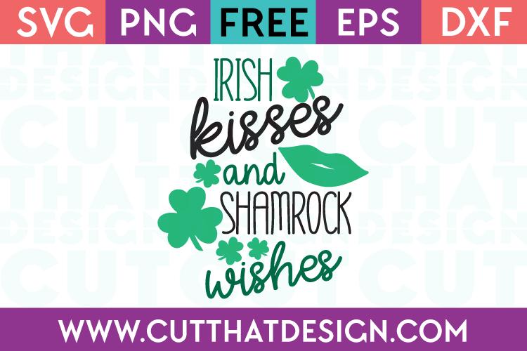 SVG Cuts St Patrick's Day
