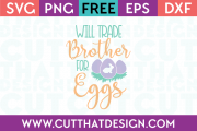 Free Easter Cuts SVG