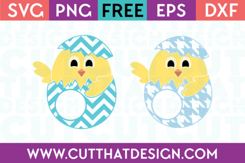 SVG Chicks Eggs Free