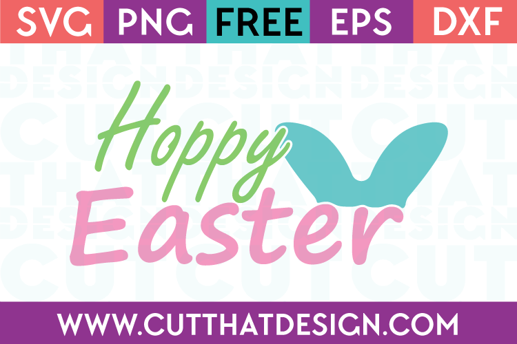 easter svg free