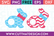 Free Easter Cuts from Cut That Design