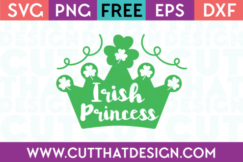 Free SVG Irish Prince