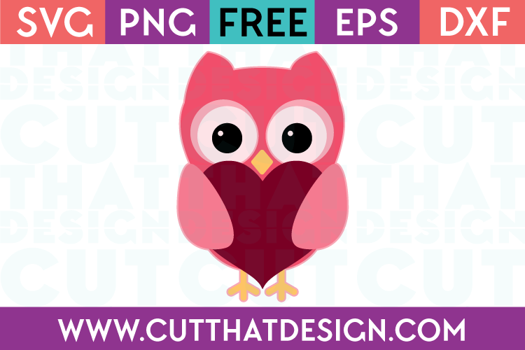 Free Owl SVG Cutting File