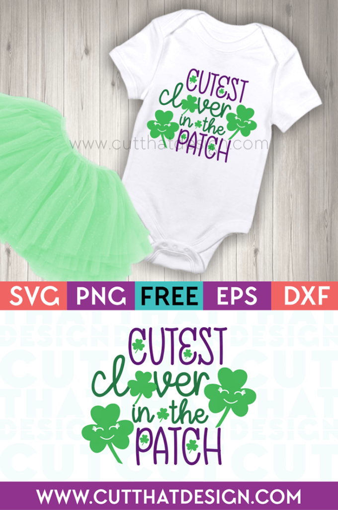 free st patricks day svg file