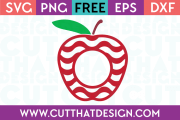 Apple Cut Files for Cricut