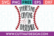 Baseball SVG Files Free for Cameo