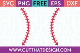 Baseball stitches svg file