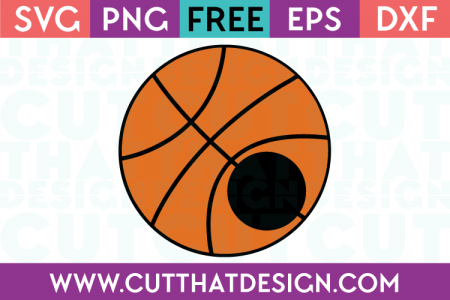 Free Basketball Cut files