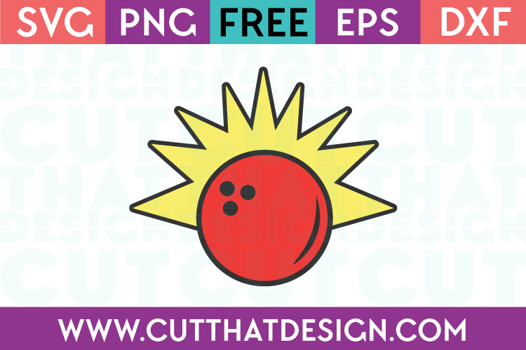 bowling svg files for cricut