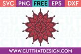 SVG Cutting Files Mandala