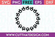 Free soccer ball svg