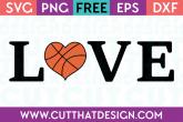 free basketball cut file